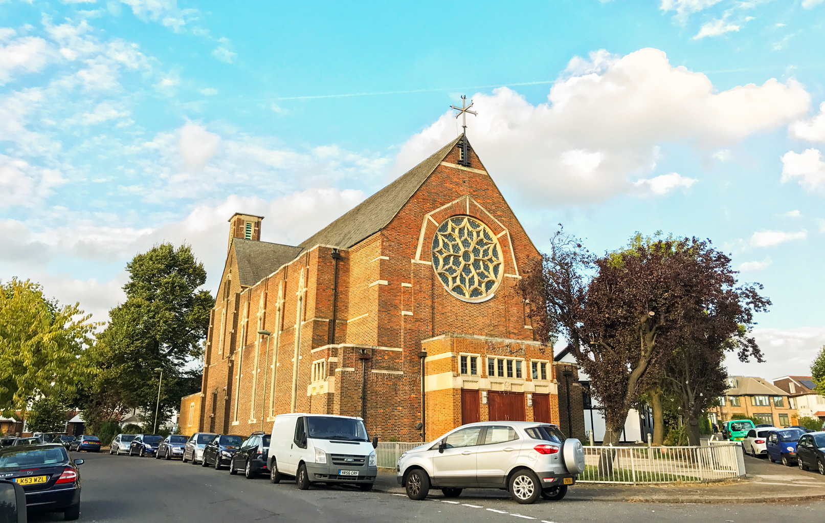 St. Mary & Archangel Michael Church Coptic Orthodox Diocese of London